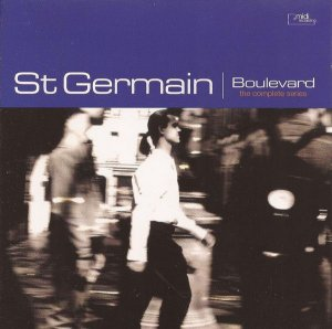 CD - St Germain ‎– Boulevard (The Complete Series)