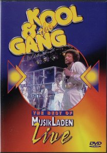 THE BEST OF MUSIK LADEN LIVE KOOL & THE GANG - LIVE
