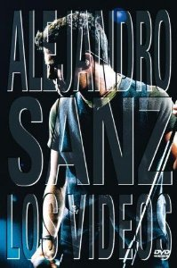 DVD -  ALEJANDRO SANZ LOS VIDEOS - dvd  Double Sided