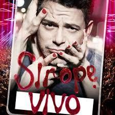 DVD -  ALEJANDRO SANZ SIROPE VIVO cd +  dvd
