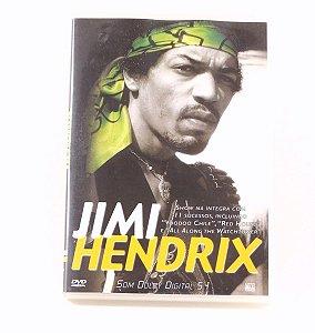 DVD - JIMI HENDRIX - SHOW NA INTEGRA 11 SUCESSOS