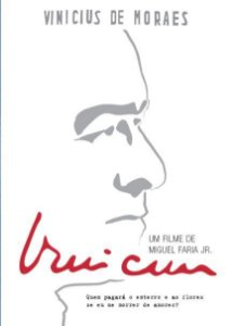 DVD - VINICIUS DE MORAES UM FILME DE MIGUEL FARIA JR