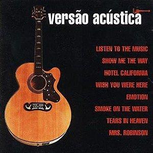 CD - Emmerson Nogueira – Versão Acústica