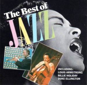 CD - Various ‎– The Best Of Jazz - IMP