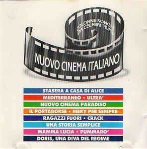 Various ‎– Nuovo Cinema Italiano