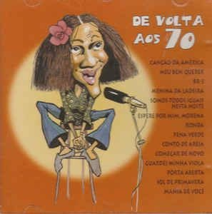 CD - De Volta Aos 70 (Vários Artistas)