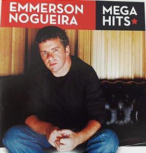 CD - Emmerson Nogueira - Mega Hits