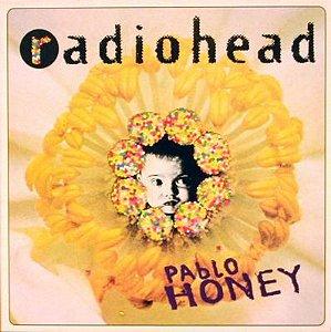 CD - Radiohead – Pablo Honey - IMP