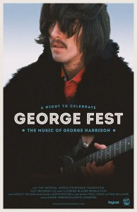 CDs + DVD -  GEORGE FEST: A NIGHT TO CELEBRATE THE MUSIC OF GEORGE HARRISON   (Box 2 CDs + 1 DVD)