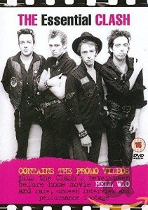 DVD - THE  ESSENTIAL CLASH