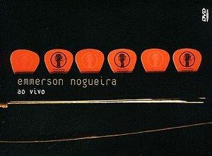 DVD - EMMERSON NOGUEIRA AO VIVO