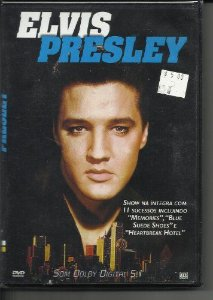 DVD - ELVIS PRESLEY '68 ONE NIGHT WITH YOU