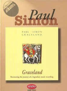 DVD - GRACELAND PAUL SIMON CLASSIC ALBUMS