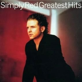 CD - Simply Red ‎– Greatest Hits