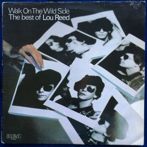 CD - Lou Reed ‎– Walk On The Wild Side - The Best Of Lou Reed