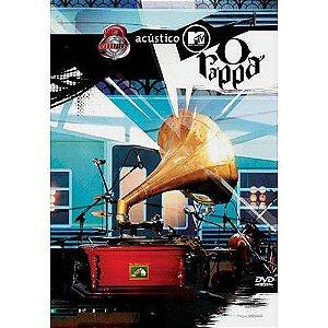 DVD - O RAPPA ACÚSTICO MTV