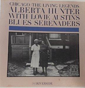 CD - Alberta Hunter With Lovie Austin's Blues Serenaders – Chicago: The Living Legends
