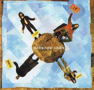 CD - Spin Doctors – Turn It Upside Down