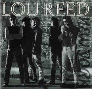 Lou Reed ‎– New York