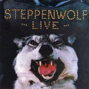 CD - Steppenwolf ‎– Live