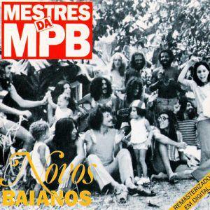 Various - Mestres da MPB - Novos Baianos