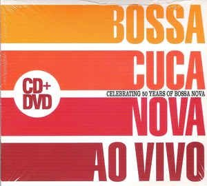 CD - Bossacucanova - Ao vivo (Digipack)