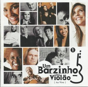 CD - Various – Um Barzinho, Um Violão