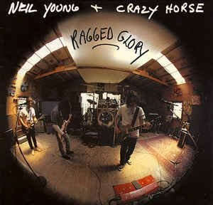 CD - Neil Young + Crazy Horse – Ragged Glory - IMP