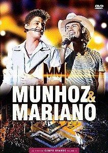 MUNHOZ & MARIANO AO VIVO EM CAMPO GRANDE VOL 2