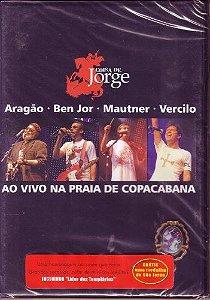 COISA DE JORGE AO VIVO NA PRAIA DE COPACABANA
