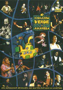 DVD - O SUBMARINO VERDE E AMARELO
