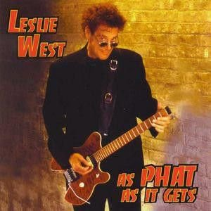 CD - Leslie West ‎– As Phat As It Gets - IMP