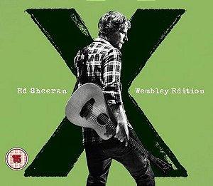 ED SHEERAN (WEMBLEY EDITION) dvd + cd