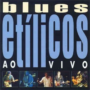 CD - Blues Etílicos – Águas Barrentas