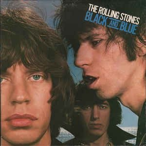 CD -  The Rolling Stones ‎– Black And Blue