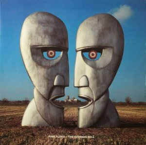 CD - Pink Floyd ‎– The Division Bell