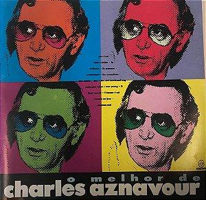 CD - Charles Aznavour – O Melhor De Charles Aznavour
