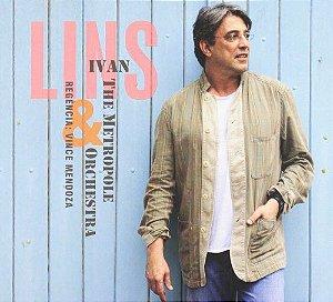Ivan Lins & , The Metropole Orchestra– Regência: Vince Mendoza  (Digipack)