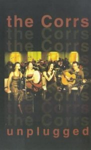 """DVD - THE CORRS UNPLUGGED"""""""
