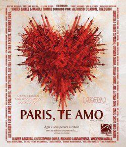 Blu-ray - PARIS TE AMO