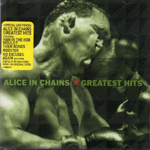 CD - Alice In Chains – Greatest Hits