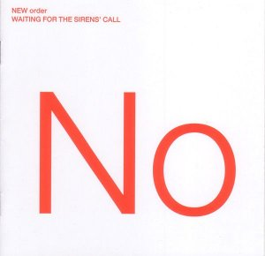 CD - New Order ‎– Waiting For The Sirens' Call