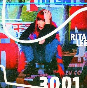 CD - Rita Lee – 3001