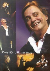 DVD -  FABIO JR. AO VIVO