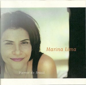 CD - Marina Lima ‎– Pierrot Do Brasil
