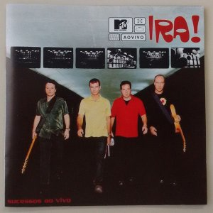 CD - Ira! – MTV Ao Vivo