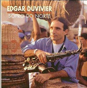 CD - Edgar Duvivier - Sopro Do Norte