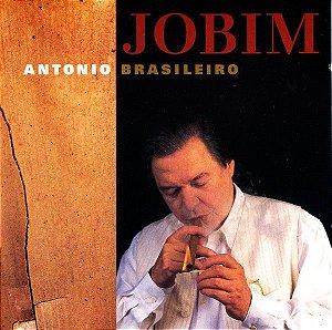CD - Jobim – Antonio Brasileiro