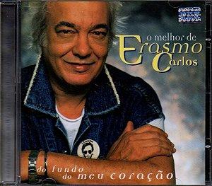 CD - Erasmo Carlos – Do Fundo Do Meu Coração (O Melhor De Erasmo Carlos)