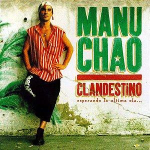 CD - Manu Chao – Clandestino - IMP